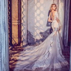 calla blanche fall 2017 bridal wedding inspirasi featured wedding dress gowns collection