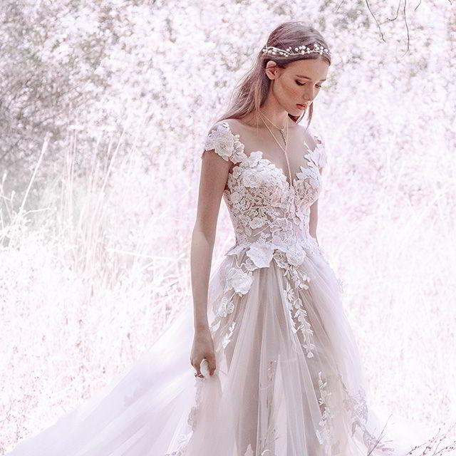 Wedding Dress Boho Wedding Dress Infinity Wedding Dress: Gala By Galia Lahav 2018 Wedding Dresses