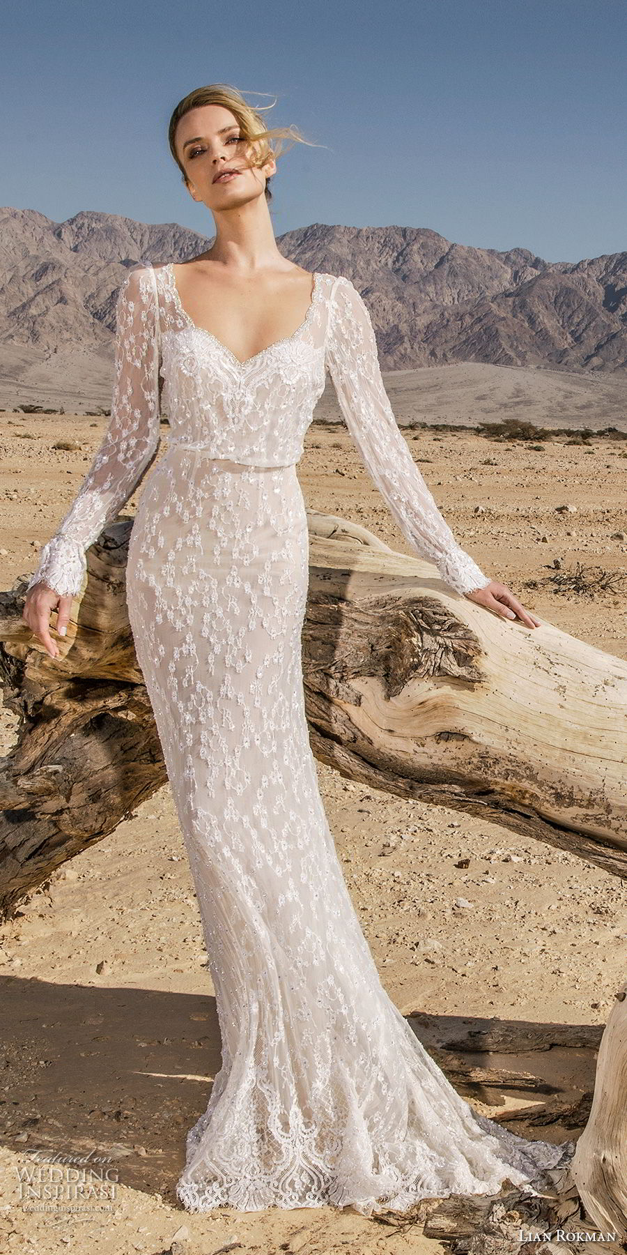 Lian Rokman 2017 Wedding Dresses Like A Stone Bridal