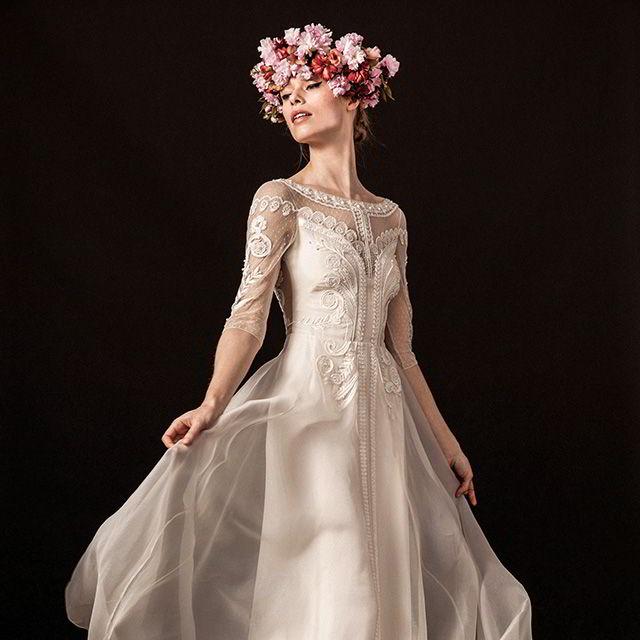 Temperley London Spring 2018 Wedding Dresses