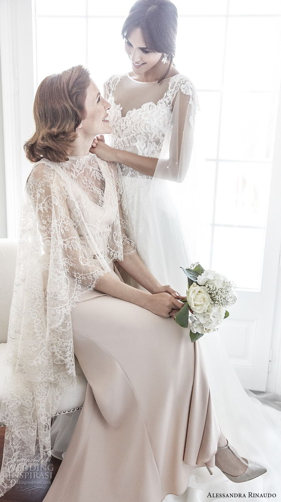 alessandra rinaudo 2018 bridal cap sleeves sheer bateau sweetheart neckline heavily embellished bodice romantic a line wedding dress sheer lace back chapel train (20) mv