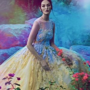amato couture 2017 secret garden collection haute couture dress