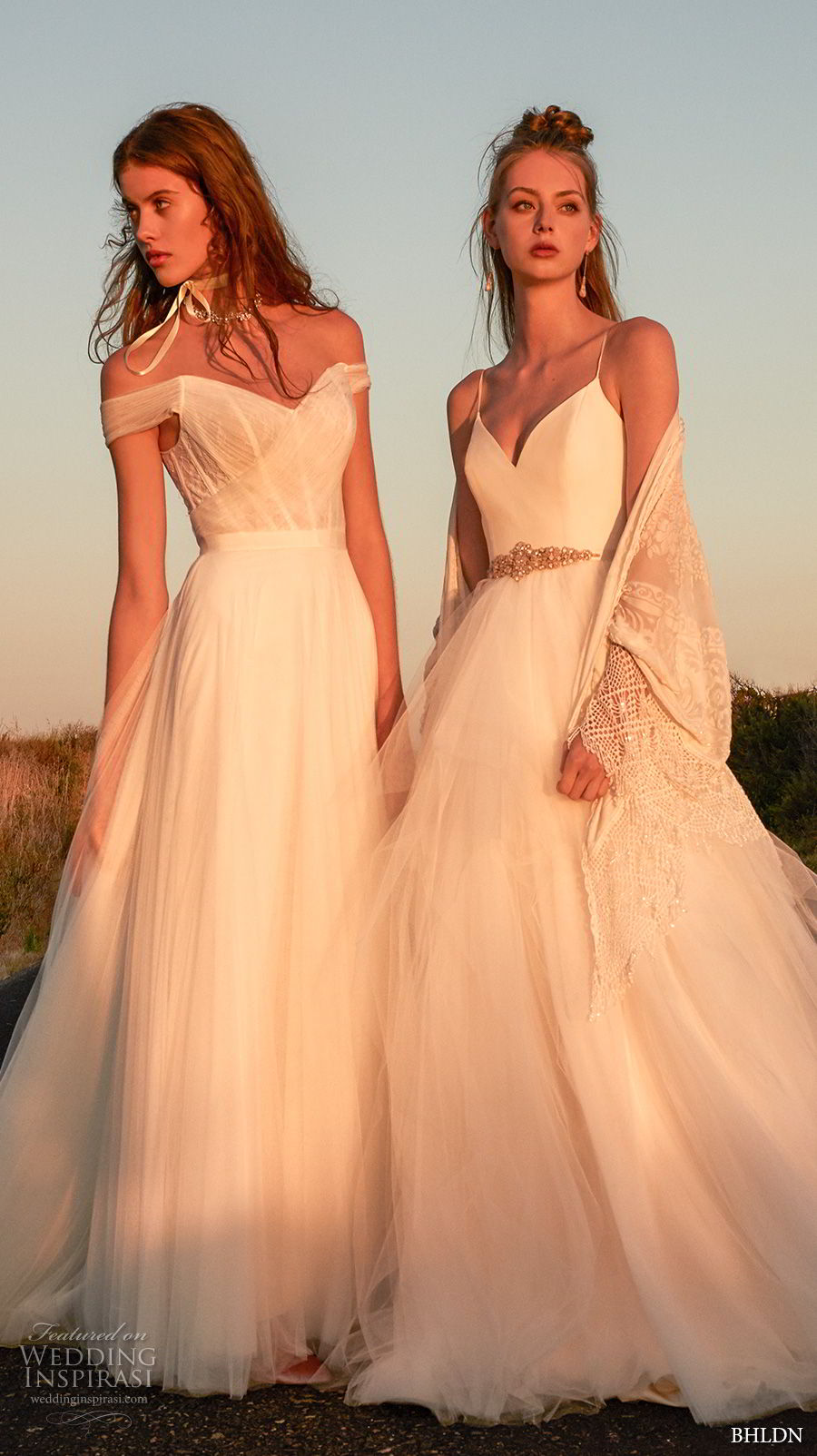 bhldn fall 2017  americana bridal wedding gowns wedding dresses