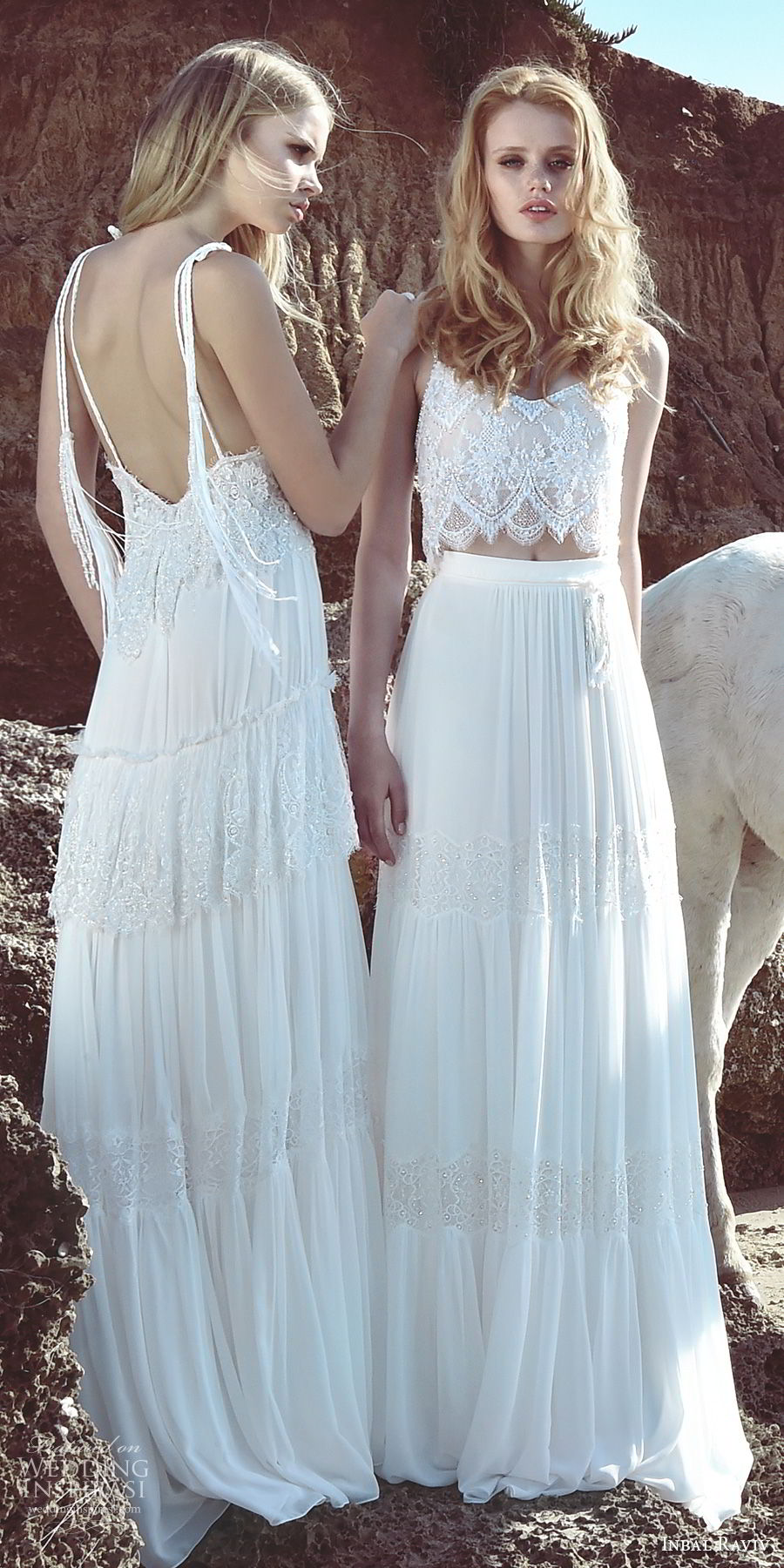 Inbal Raviv 2017 Wedding Dresses - us42
