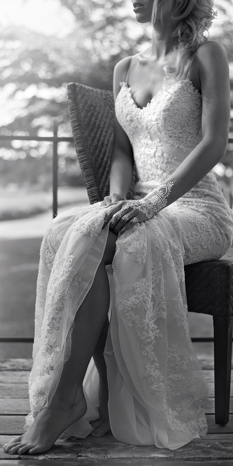 lavender field wedding photo shoot adorn invitations purple gold boho luxe inspiration lace wedding dress
