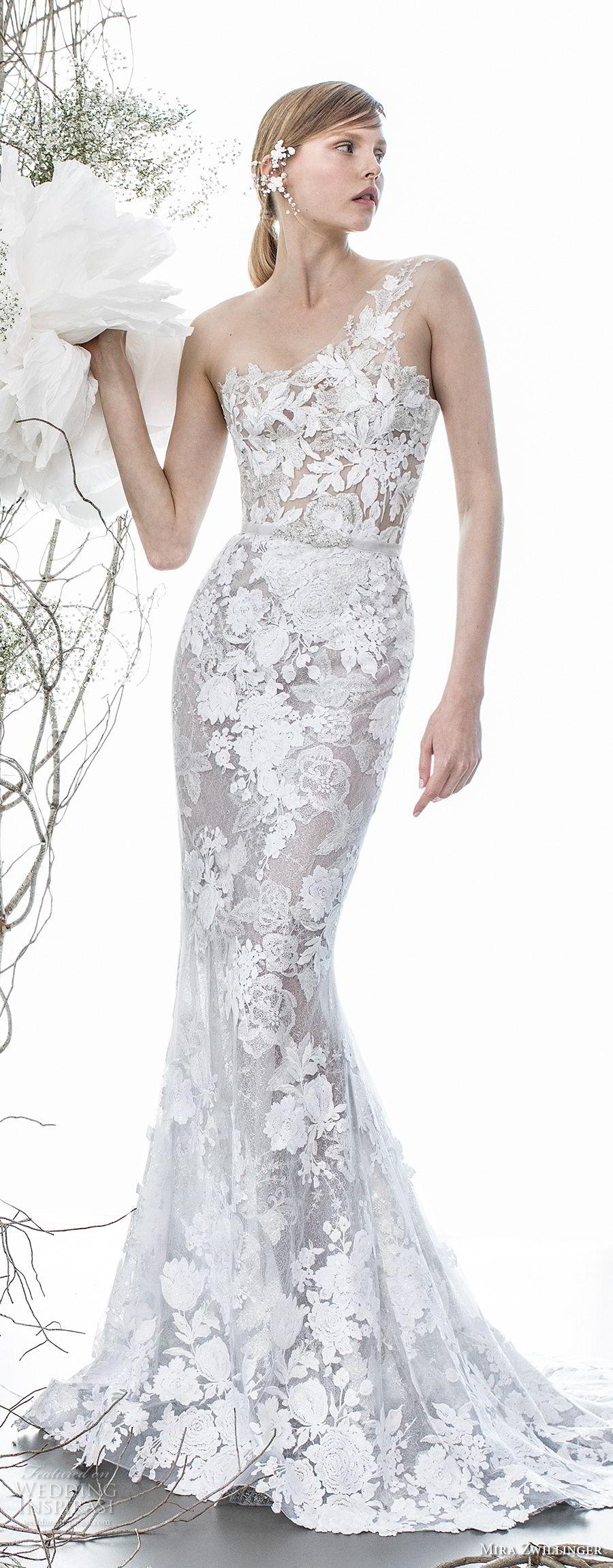 Mira Zwillinger 2018 Wedding Dresses Over The Rainbow