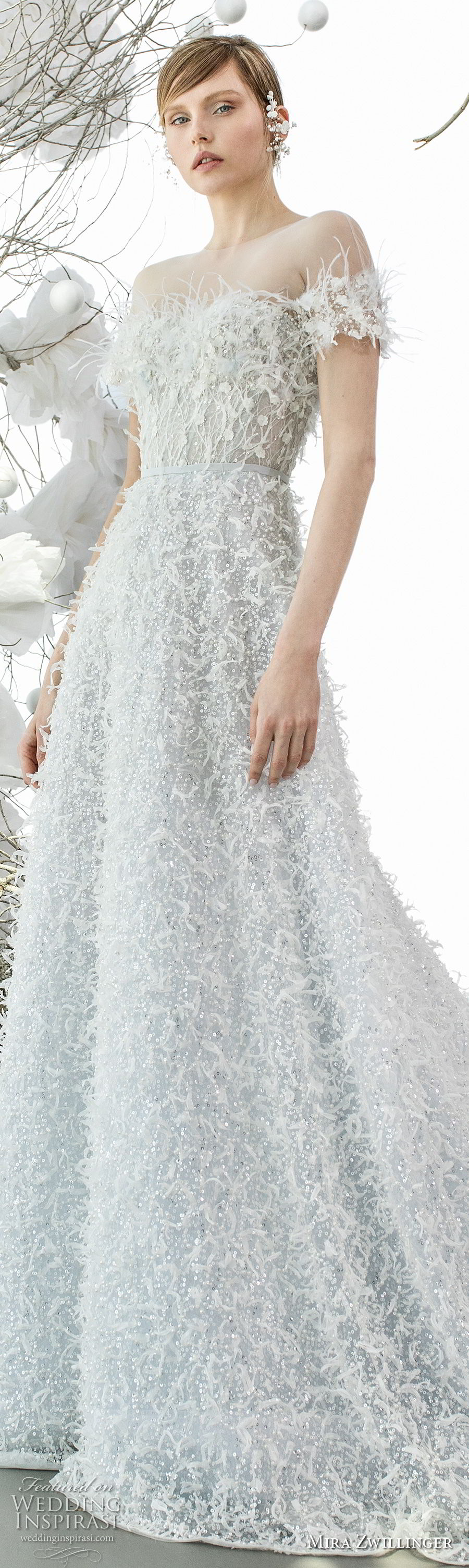 18 Vintage Inspired Puff Sleeve Wedding Dresses That Make A