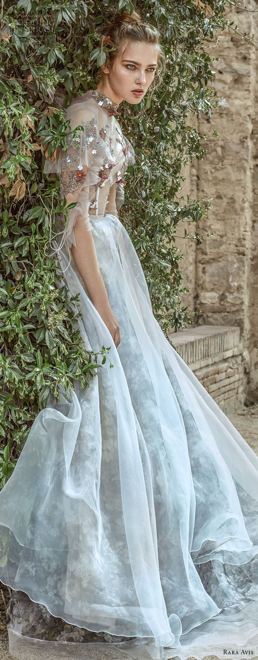 Fresh Wedding Dresses with Sleeves and Open Back – Wedding