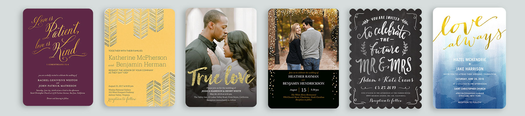 With Shutterfly Wedding Invites | Wedding Inspirasi