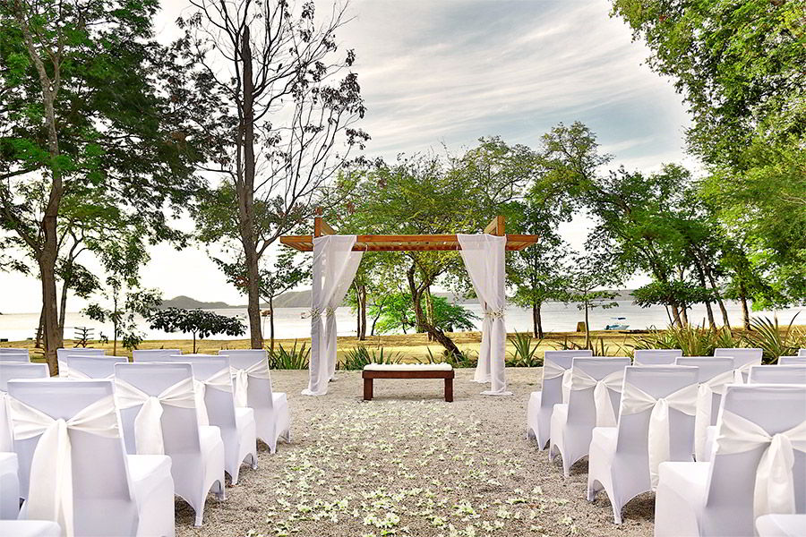beach wedding inspiration marriott el mangroove guanacaste costa rica honeymoon destination wedding venue
