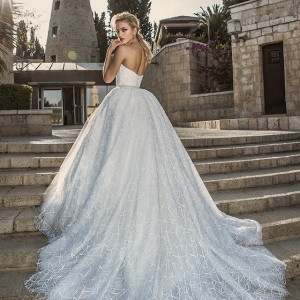 dany mizrachi spring 2018 bridal wedding inspirasi featured wedding gowns dresses collection