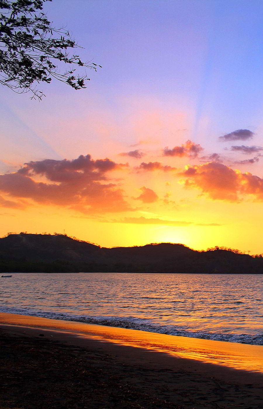 el mangroove guanacaste costa rica honeymoon destination wedding venue playa panama beach sunset
