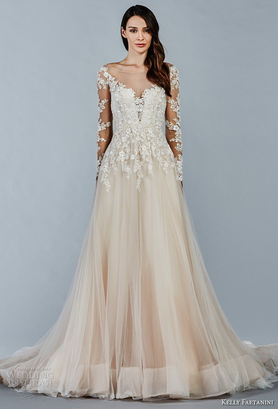 Emejing Fall Wedding Dresses With Sleeves Images - Styles & Ideas ...