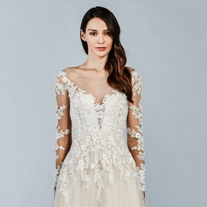 kelly faetanini fall 2018 bridal wedding inspirasi featured wedding gowns dresses collection