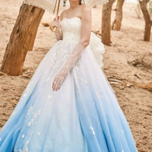 0ca0425c37348d tiglily 2018 bridal strapless heavily embellished bodice tulle skirt  princess ball gown a line wedding dress sweep train (aluke) mv