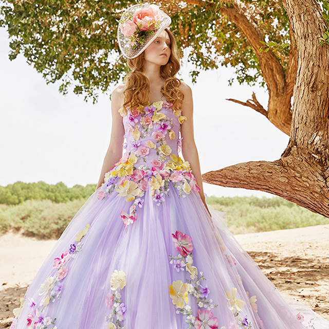 Wedding Dresses for Girls 2018