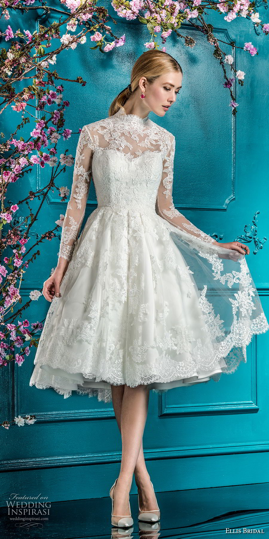 "Ellis Bridals 2018 Wedding Dresses — ""Dusk"" Bridal Collection ..."