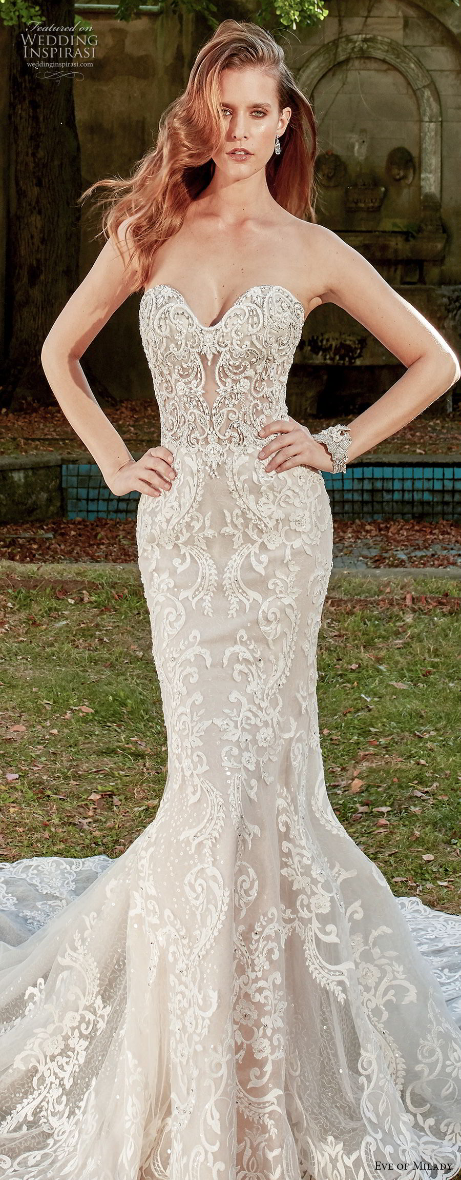 Eve Of Milady Couture Spring 2018 Wedding Dresses