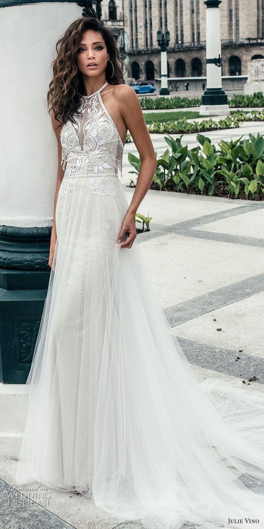 "Julie Vino Fall 2018 Wedding Dresses — ""Havana"" Bridal Collection ..."