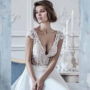 maison signore 2018 bridal collection wedding dresses bridal kleinfeld trunk show announcement gorgeous gowns