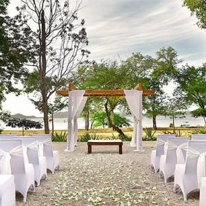 marriott el mangroove boutique hotel beach wedding destination romantic honeymoon costa rica guanecaste gulf papagayo