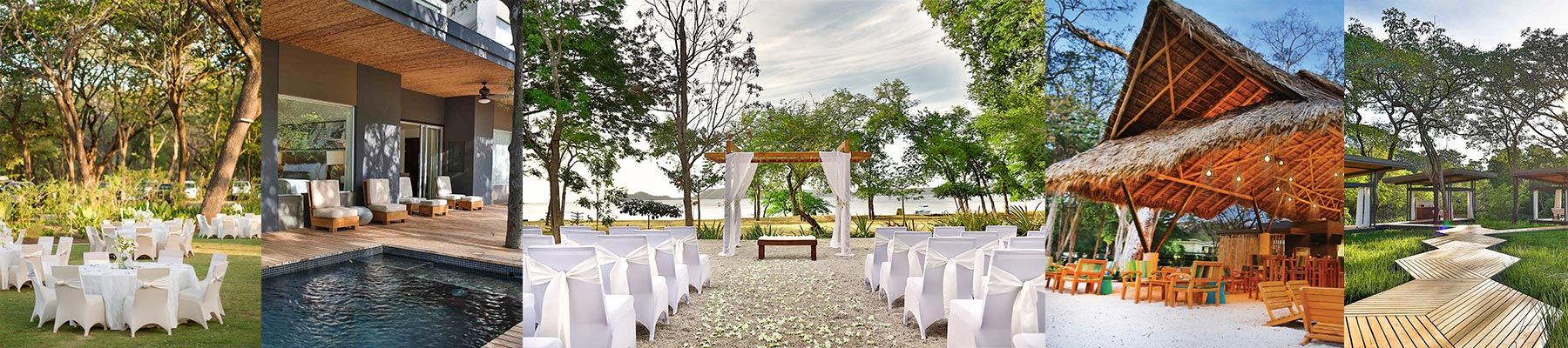 Enchanting El Mangroove Say I Do At This Incredible Beach Forest Wedding Venue