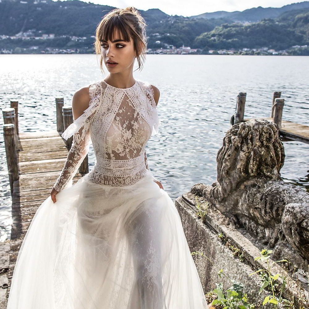 Pinella passaro 2018 wedding dresses wedding inspirasi junglespirit Images