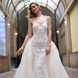 sarah jassir 2018 bridal collection beautiful wedding dress glamorous couture collection 680