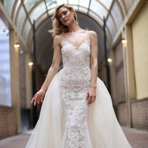 sarah jassir 2018 bridal collection beautiful wedding dress glamorous couture collection 680