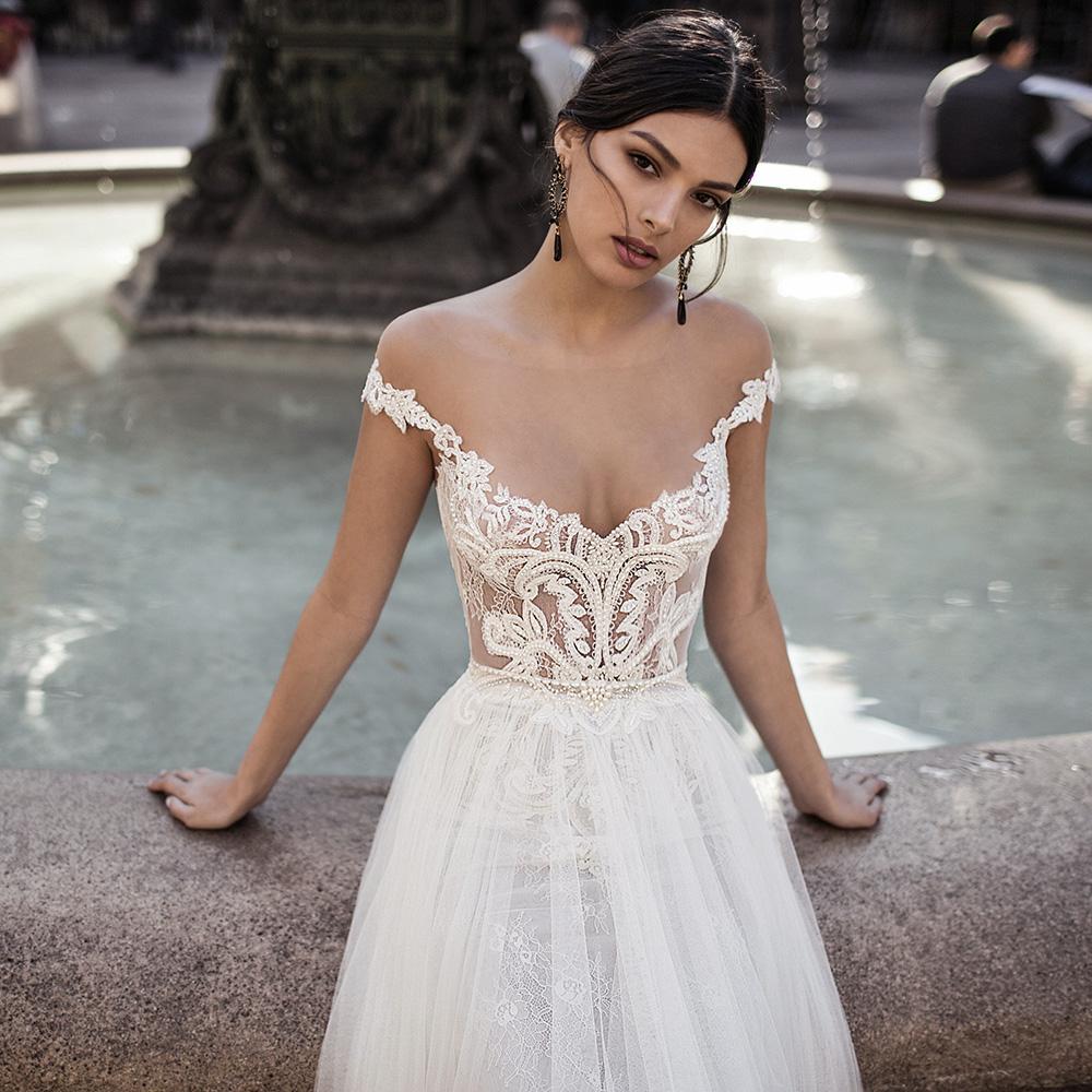 Romantic 2017 Wedding Dresses