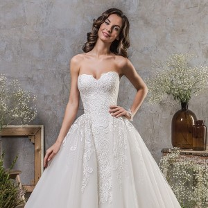 amelia sposa fall 2018 bridal wedding inspirasi featured wedding gowns dresses collection fashion