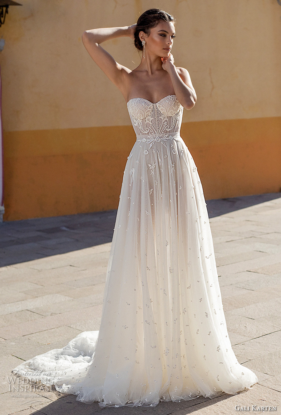 Gali Karten 2018 Wedding Dresses - BridalPulse