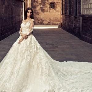 julia kontogruni 2018 bridal wedding inspirasi featured wedding gown bridal fashion collection