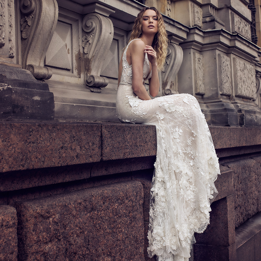 Lian Rokman 2018 Wedding Dresses