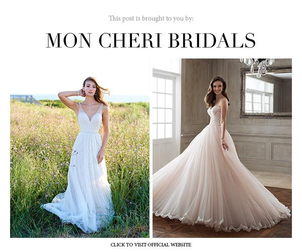 mon cheri bridals spring 2018 banner below sophia tolli martin thornburg collections