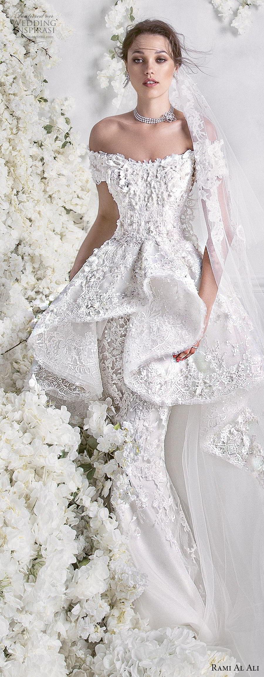 Rami Al Ali 2018 Wedding Dresses Wedding Inspirasi