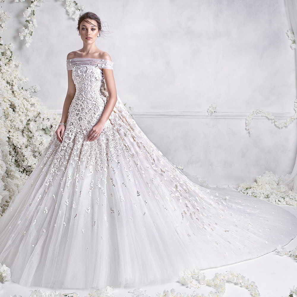 Wedding Gowns: Rami Al Ali 2018 Wedding Dresses