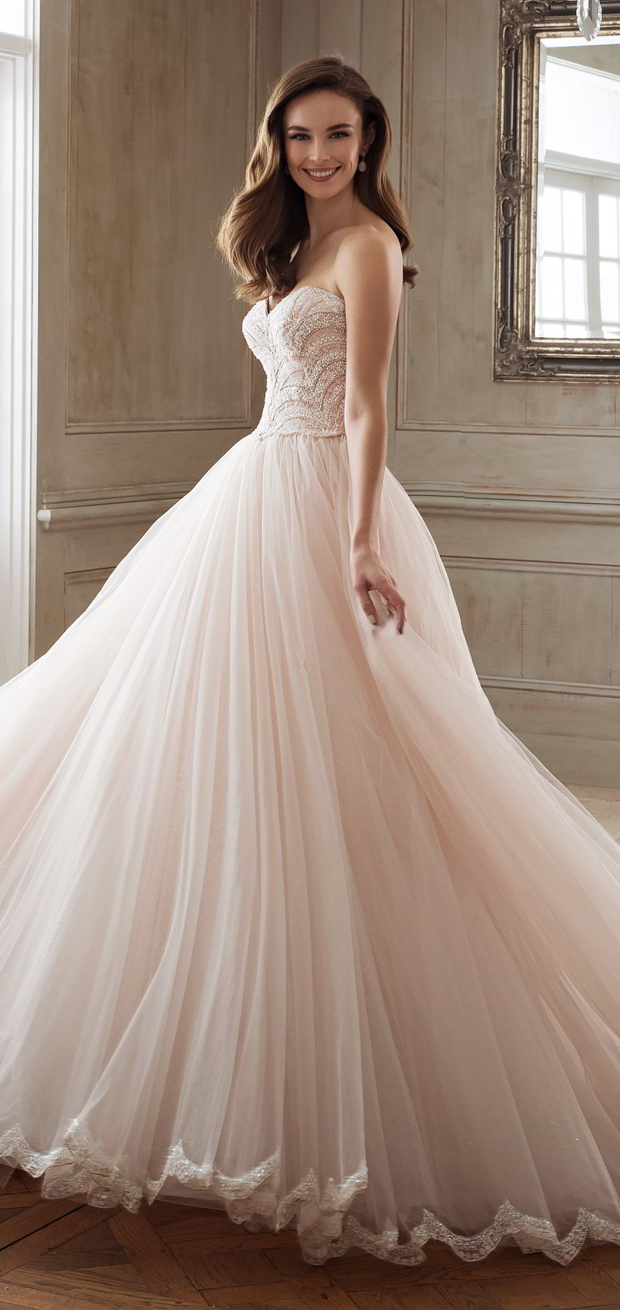 Yesbabyonline Offers Affordable Gorgeous Wedding Dresses Following The 2019 Fashion Trends Visit And Now