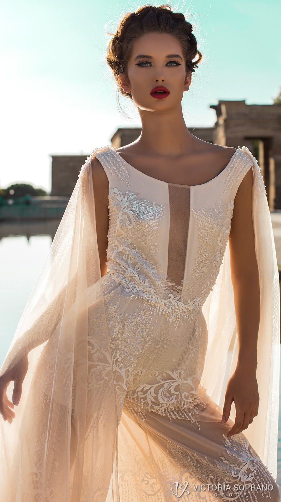 2018 Modern Wedding Dress