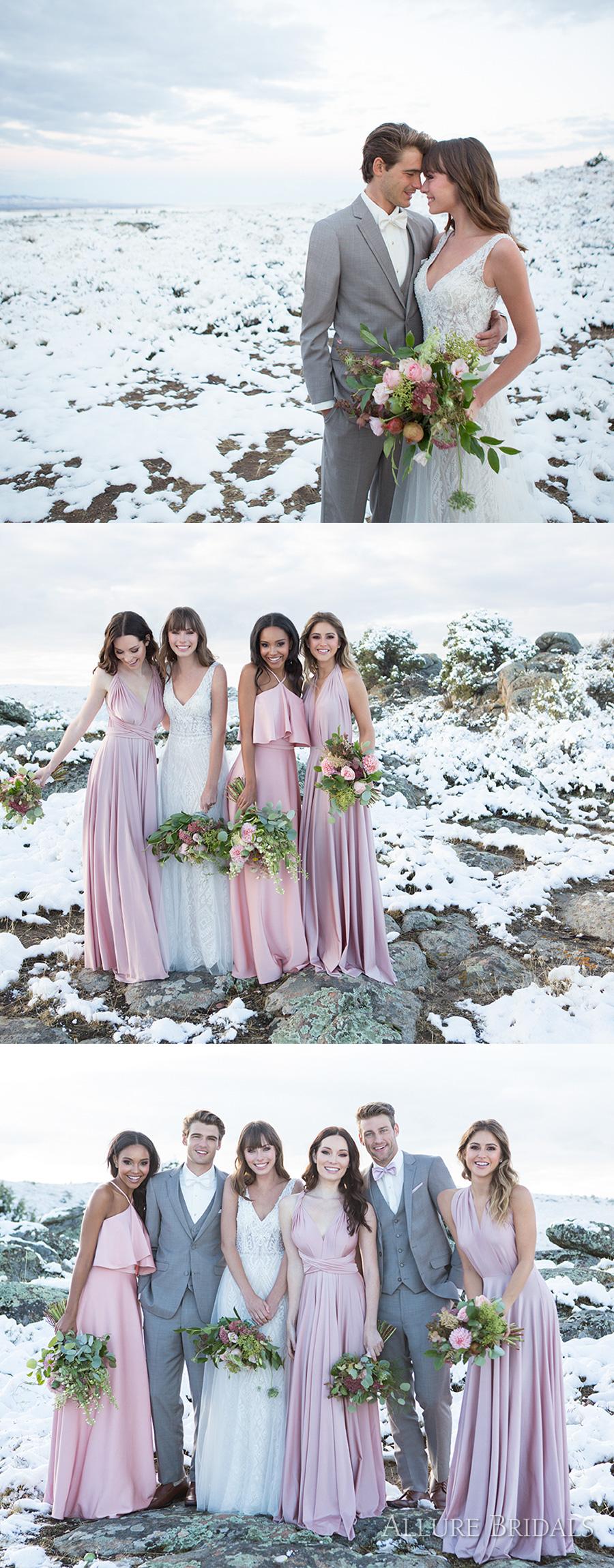 allure bridals 2018 sleeveless v neck full embellishment elegant romantic soft a  line wedding dress open v back medium train (c485) mv
