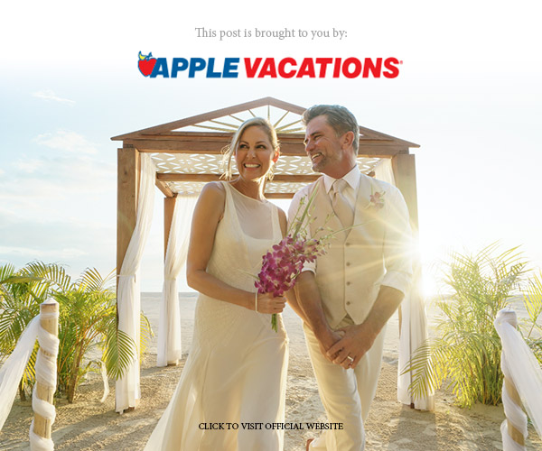 apple vacations couples resorts destination wedding banner below