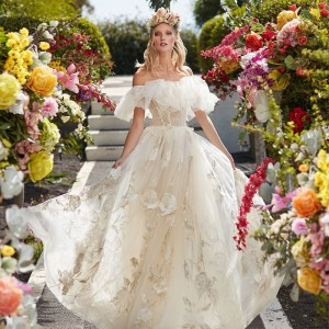 galia lahav couture fall 2018 bridal wedding inspirasi featured wedding gowns dresses collection