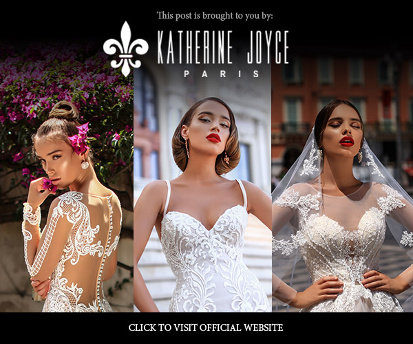 Tony Ward La Mariée Fall 2018 Wedding Dresses: Katherine Joyce 2018 Wedding Dresses