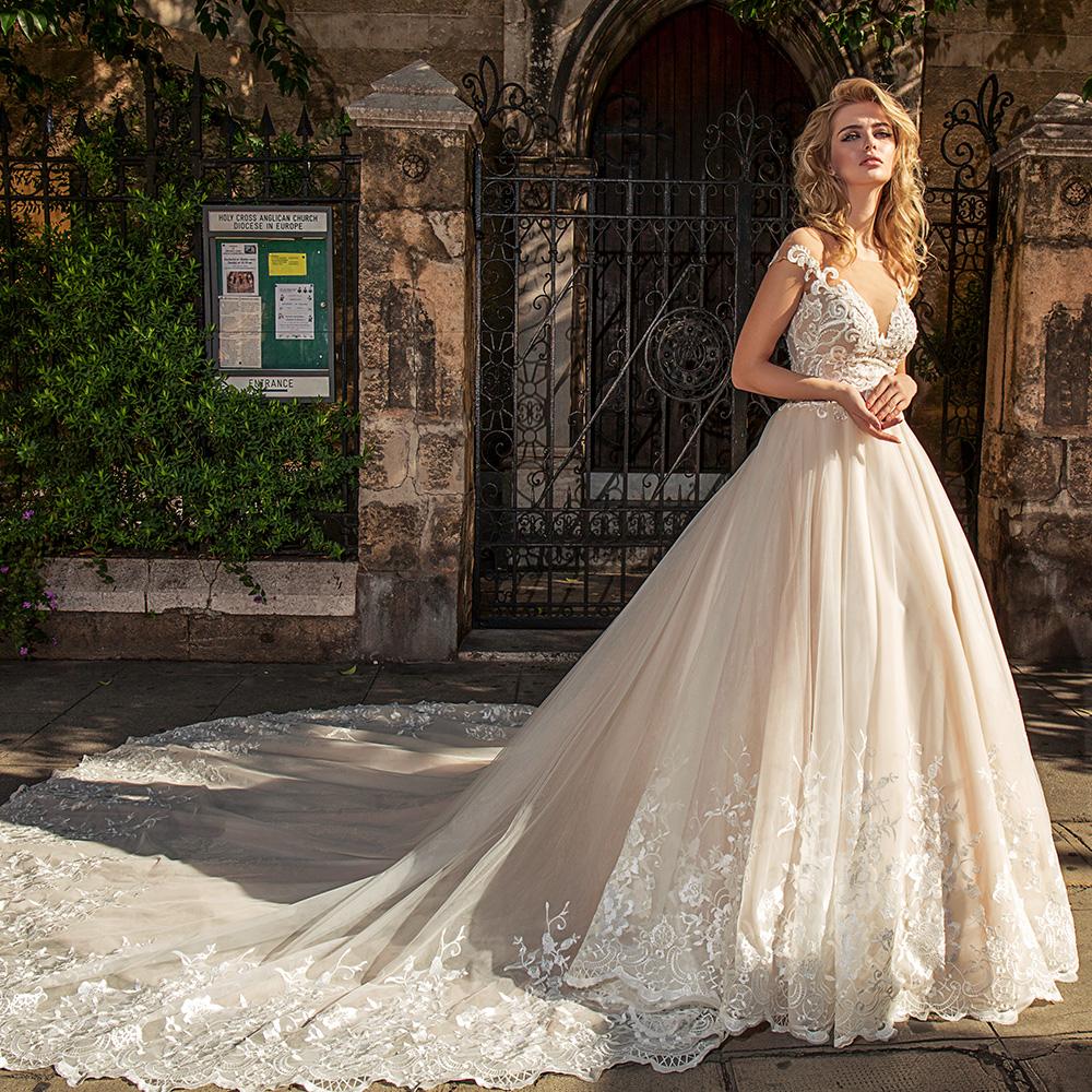 Bridal Photo Gallery: Louise Sposa 2018 Wedding Dresses