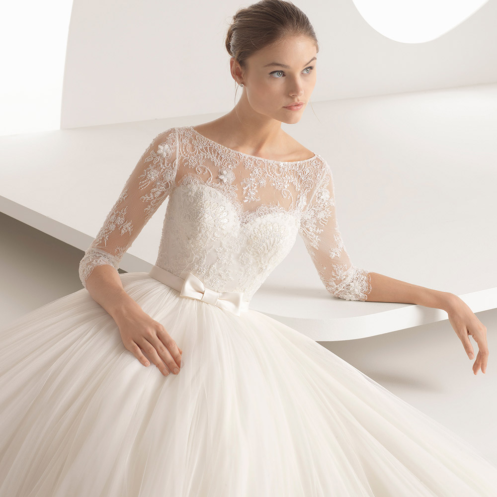 Wedding Gown Trends: 2018 Wedding Dress Trends To Love Part 2