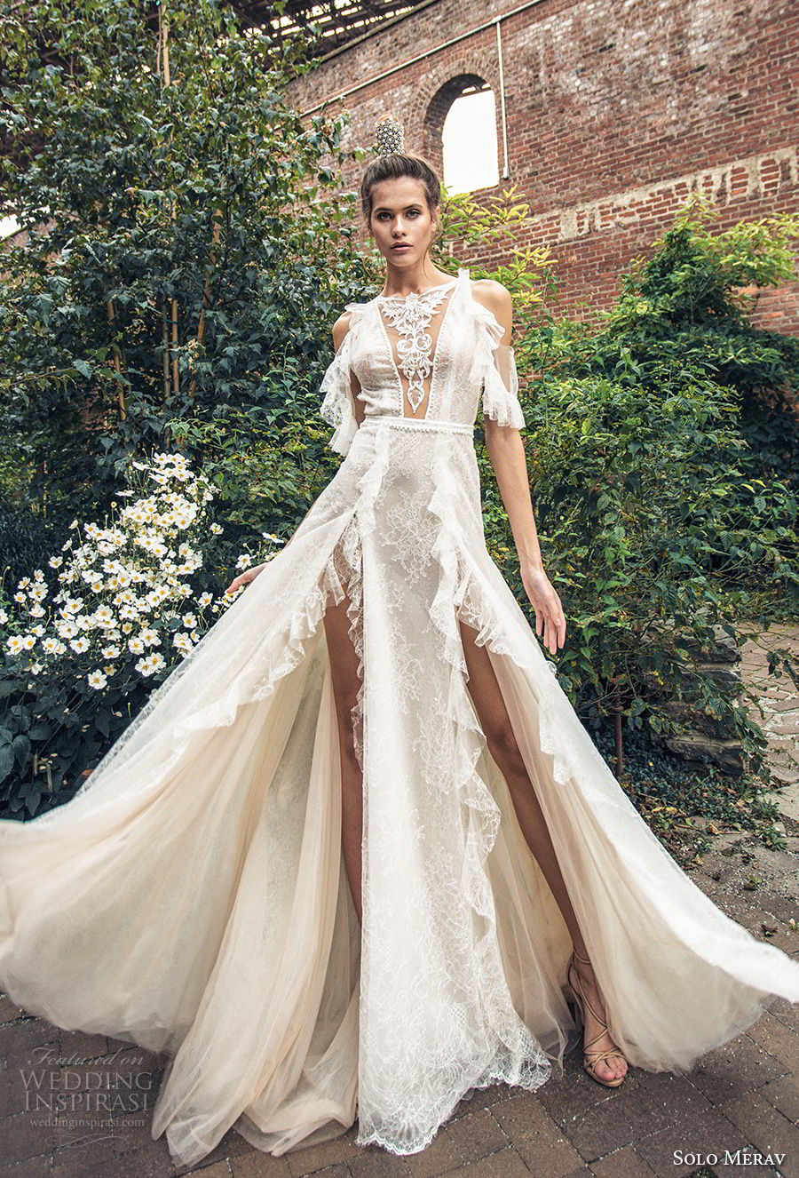 2018 Wedding Dresses Skirt