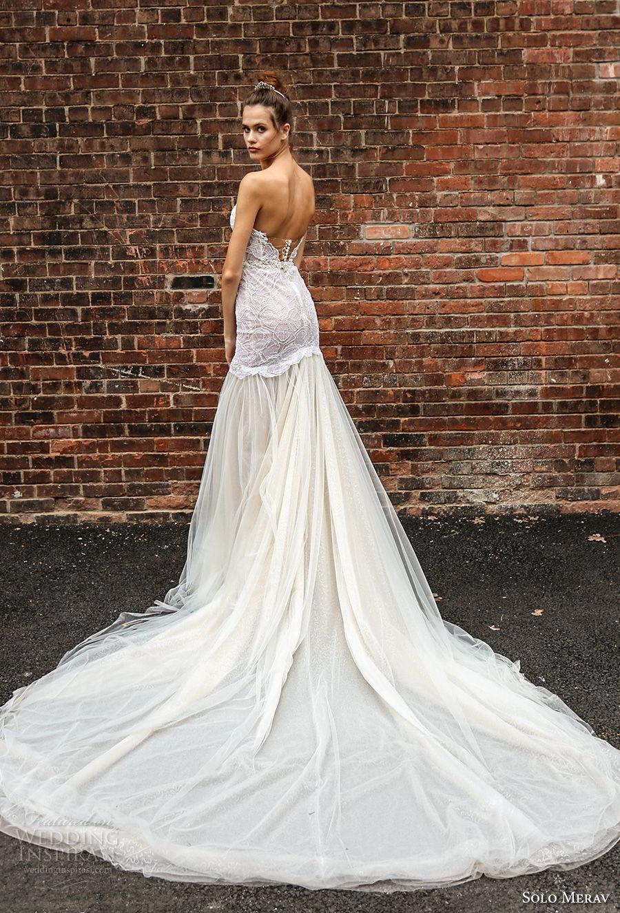 """Solo Merav 2018 Wedding Dresses — """"White Princess"""" Bridal ..."""