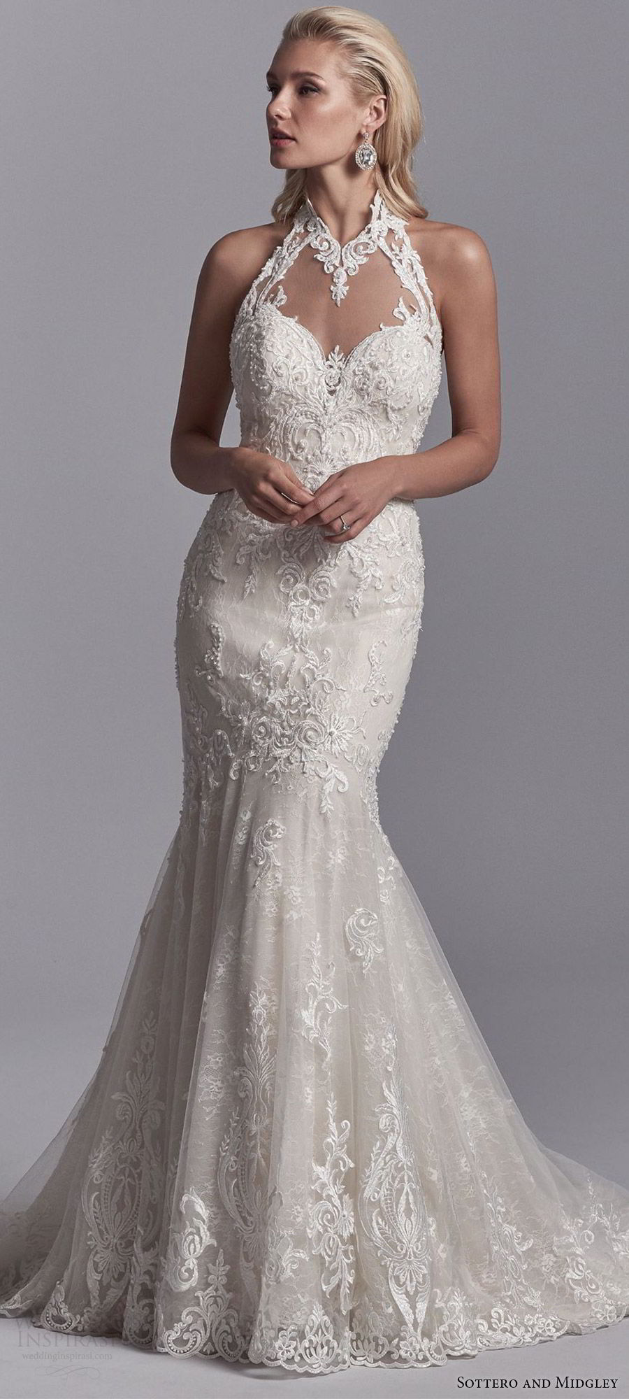 2018 Wedding Dress Trends To Love Part 1 Silhouettes And