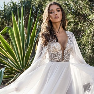 asaf dadush 2018 bridal wedding inspirasi featured wedding gowns dresses collection