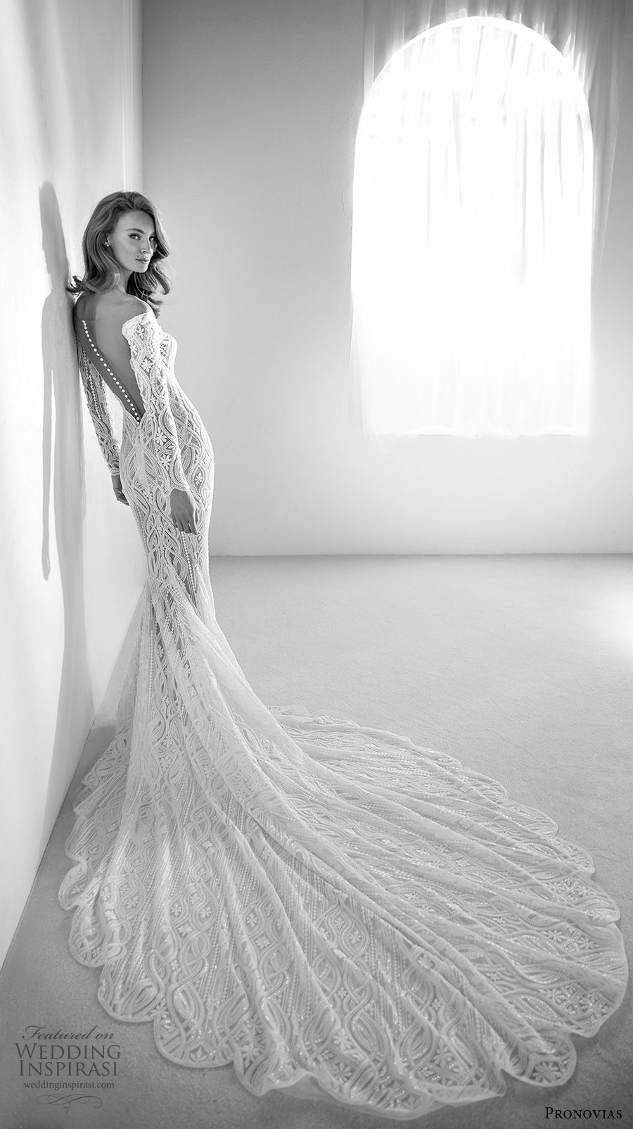 Atelier Pronovias 2018 Wedding Dresses Wedding Inspirasi
